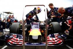 Red Bull asume que Ricciardo sufrirá pronto su segunda sanción de motor