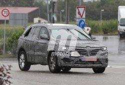 El Renault SUV de 7 plazas pillado en fotos