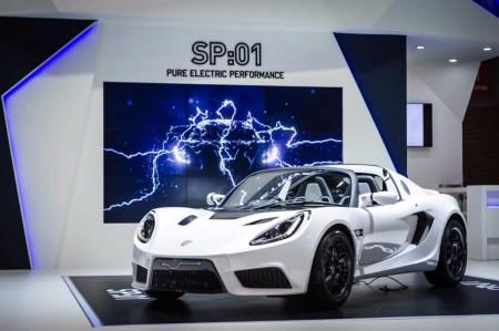 El Lotus Exige eléctrico de Detroit Electric estará disponible en versiones de 204 CV y 286 CV