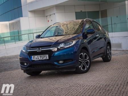 Honda HR-V 2015, precios y equipamiento para España