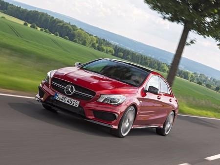 Mejoras de rendimiento para los Mercedes CLA 45 4MATIC y GLA 45 4MATIC