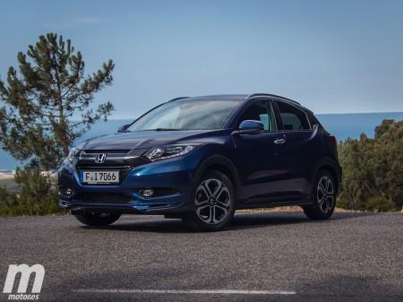 Prueba Honda HR-V 2015: Conducción y conclusiones