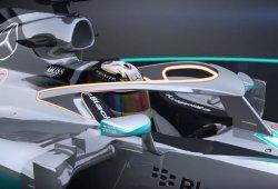 Vídeo: La propuesta de Mercedes para cerrar los cockpits de F1