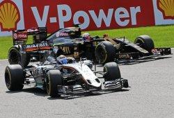 Force India y Lotus, la interesante lucha por el quinto puesto