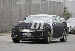 Hyundai Equus 2016, pruebas en Nürburgring