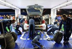 Lista de inscritos del Rally de Australia del WRC