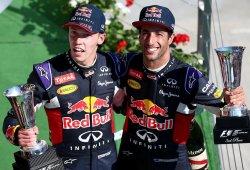 Red Bull apuesta por Kvyat y Ricciardo para 2016