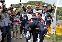 El tercer título de Sébastien Ogier en el WRC muy cerca