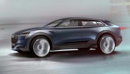 Audi e-tron Quattro Concept, primer adelanto del futuro Q6 eléctrico