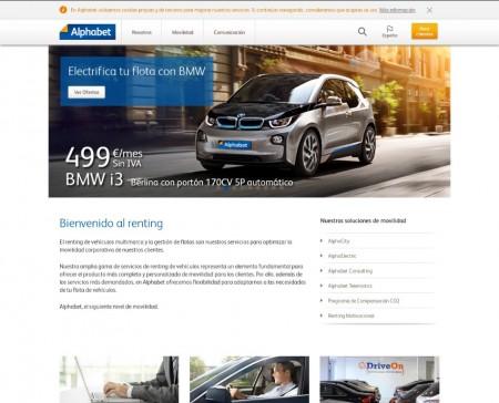 Google y BMW se enfrentan por Alphabet