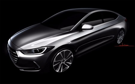 Hyundai Elantra 2016, nuevos anticipos