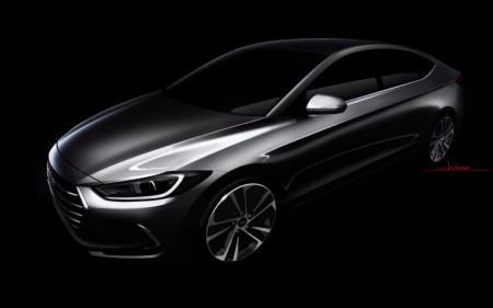 El Hyundai Elantra 2016 se vuelve más europeo