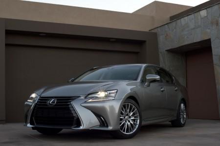 Lexus GS 2016: puesta al día en diseño, motores y equipamiento