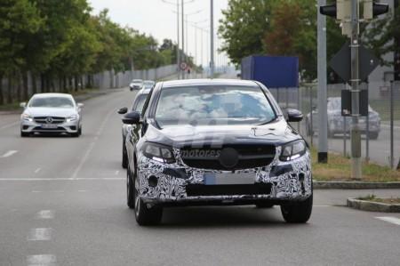 Mercedes GLC Coupe 2016, así será el competidor del BMW X4