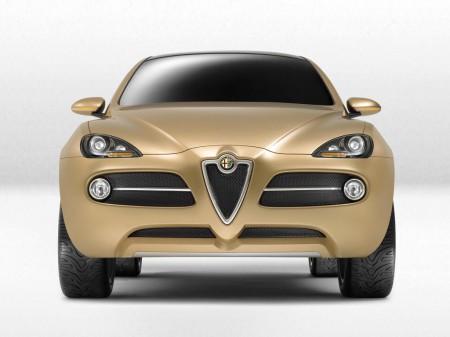 Otro Alfa Romeo en 2016, seguramente sea el SUV