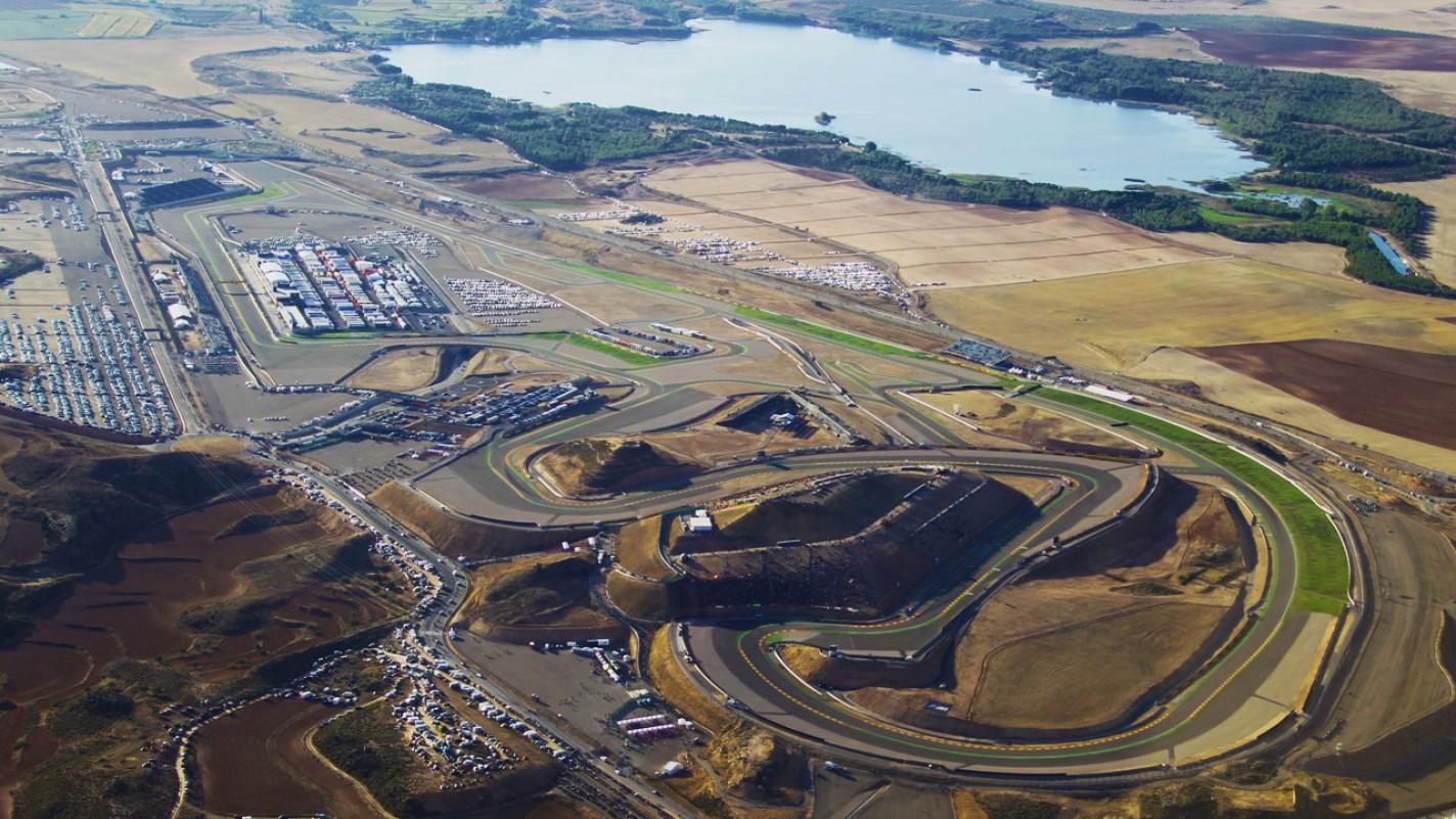 Circuito Motorland : Motogp: horarios del gp de aragón 2015 y datos del circuito de