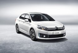 Citroën C4 Sedan 2016, un cuatro puertas en exclusiva para China
