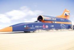Bloodhound SSC, el coche más rápido del mundo