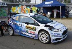 M-Sport dispuesto a dar la sorpresa en el Tour de Corse