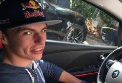 Max Verstappen cumple los 18 y se saca el carné