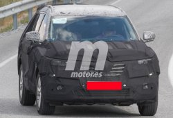 El nuevo Renault Koleos inicia su andadura de pruebas