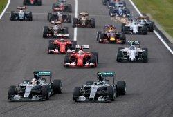 Rosberg, afectado por un problema de motor en el GP de Japón