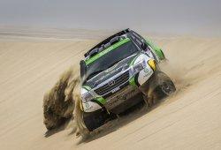 Toyota refuerza su apuesta por Yazeed Al-Rajhi en el Dakar 2016