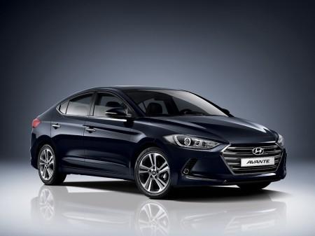 Hyundai Elantra 2016, la renovación que llega desde Corea