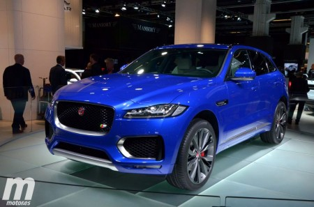 Jaguar F-Pace, por fin es oficial