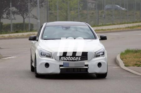 El facelift del Mercedes CLA Shooting Brake ya está en marcha