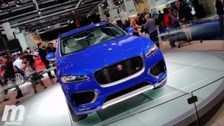 El Jaguar F-Pace partirá de los 45.000 euros en España