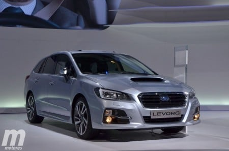 Precios del Subaru Levorg: ya en España, desde 29.900 euros