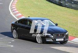 El Jaguar XF de batalla larga llegará en 2016