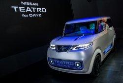 Nissan Teatro for Dayz Concept, más móvil que coche