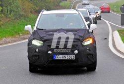 El Opel Mokka 2016 sigue poniendo a punto su facelift