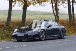 Porsche 911 R, primeras fotos