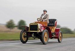 Voiturette A: el primer coche fabricado por Skoda cumple 110 años