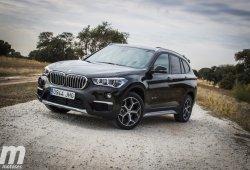 Presentación BMW X1 2015, ahora sí que es un verdadero X