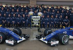 Red Bull y Sauber, efemérides agridulces