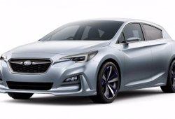 Subaru Impreza Concept, un adelanto del compacto de cinco puertas de nueva generación