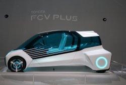 Toyota FCV Plus, el vehículo que comparte energía con la comunidad