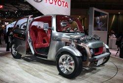 Toyota Kikai Concept, un prototipo analógico en plena era de la conectividad