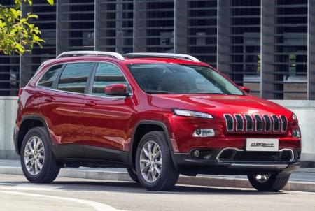 El Jeep Cherokee ya se fabrica en China