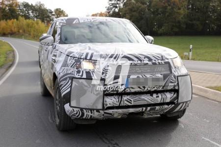 Land Rover Discovery 2017, primeras fotos espía de su nueva generación