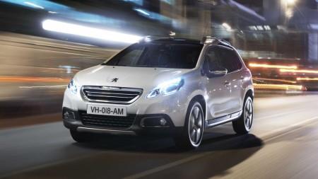 Peugeot 2008, de nuevo con cambio automático