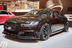 ABT potencia el Audi TTS hasta los 400 CV