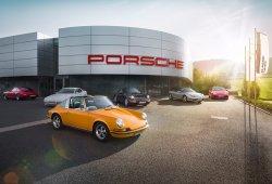 Los clásicos de Porsche pronto tendrán su guarida particular