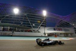 En directo los entrenamientos libres 3 del GP de Abu Dhabi de F1 2015