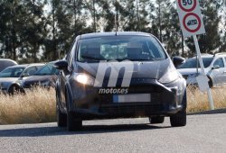 El Ford Fiesta 2017 continúa afinando su chasis