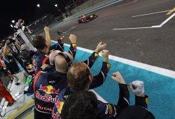 Memorias de Abu Dhabi 2012: del pit lane al título